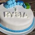 Jak zrobić tort na 1 urodziny lub chrzciny