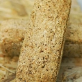 Pełnoziarnisty chleb pszenno-żytni na zakwasie