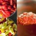Sos pomidorowo-paprykowy łagodny i ostry